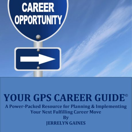 YOUR GPS CAREER GUIDE