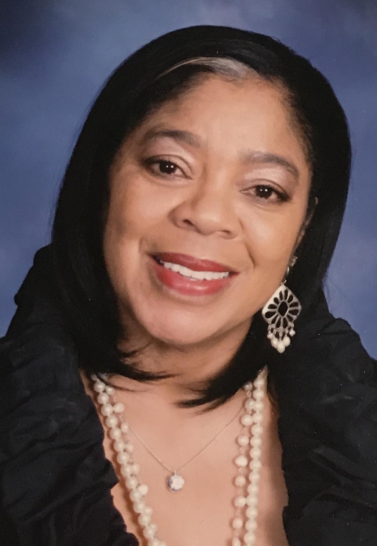 Rev. Trudy Whitaker Huff, M.A., MDiv., C.P.E