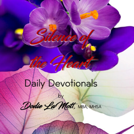 SILENCE OF THE HEART DAILY DEVOTIONALS DA