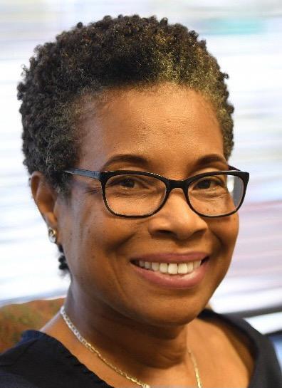 Minister Jacqueline Williams